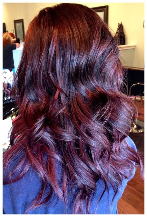 violet brown hair color violet hair colors hairstyles for 2014 2015