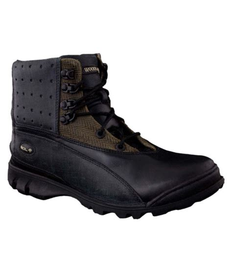 Boot Black Casual woodland black casual boot buy woodland black casual