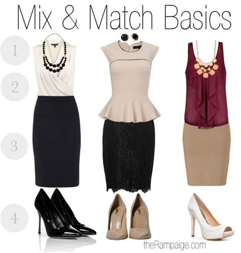 Basic Business Casual Wardrobe by 55 Best Dress To Impress Images On