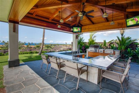 Tropical Outdoor Kitchen Designs 9 Tips For An Outdoor Kitchen That Lets You Enjoy The Fox News