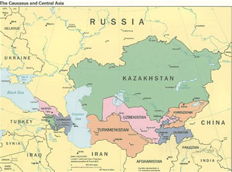 kyrgyzstan map could central asia a watershed in eu human rights policy