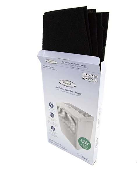 atomic whirlpool  compatible hepa whispure air purifier models atomic filters