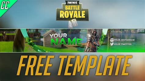 fortnite banner template banner outline fortnite free banner template fortnite