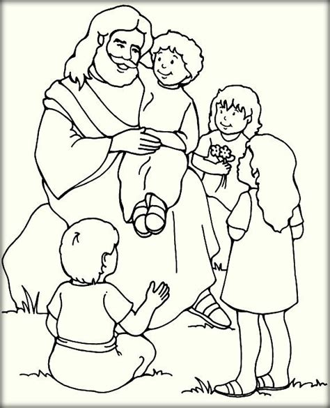 coloring pages about jesus feeding 5000 jesus feeds 5000 coloring pages for kids color zini