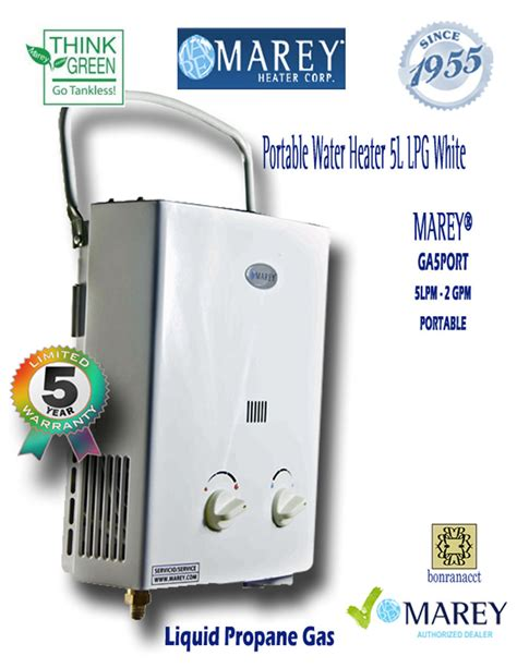 best small propane tankless water heater tankless hot water heater best portable propane lp gas rv