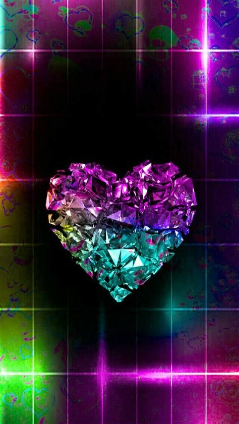 girly rainbow wallpaper 1060 best hearts images on pinterest backgrounds