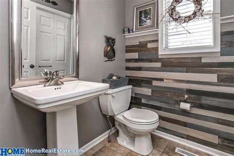 Powder Bathroom Design Ideas by Contemporary Powder Room In Lincoln Ne Zillow Digs Zillow