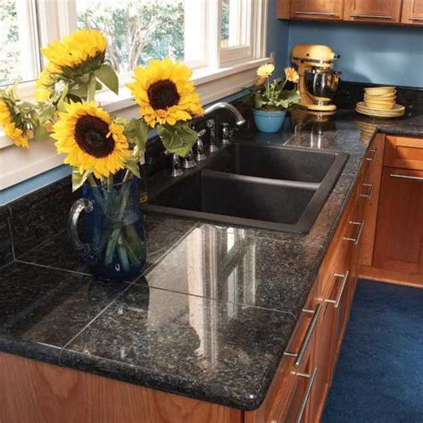 How Do You Granite Countertops by 40 Great Ideas For Your Modern Kitchen Countertop Material