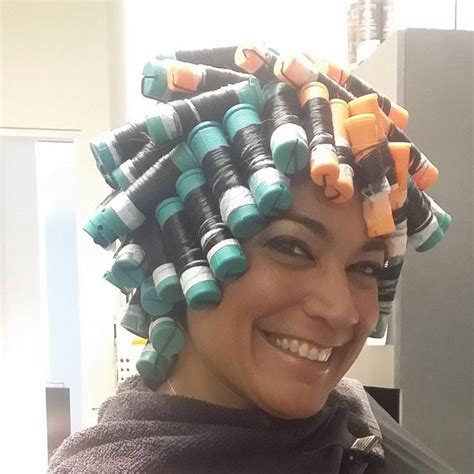 perm using large rollers 315 best curlers rollers rods 2 images on pinterest