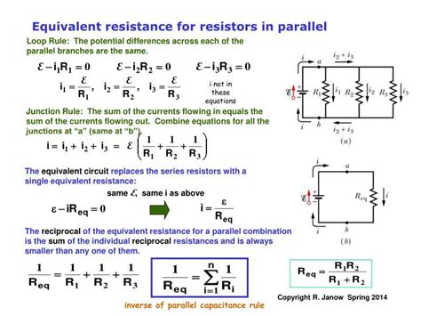 resistors in parallel rule resistors in parallel rule 28 images previous lecture 7 problems solving ppt current source