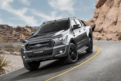 ford limited edition ford ranger limited edition fx4 added to model line up