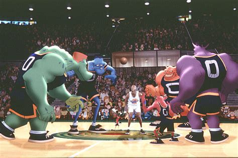 film michael jordan cartoon the churnover how space jam changed the perception of michael jordan