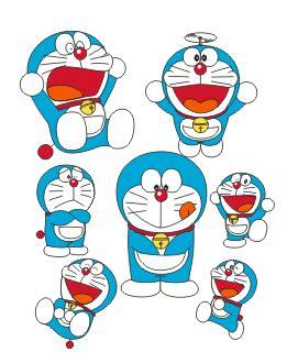 Kaos Doraemon Logo 1 doraemon barokah