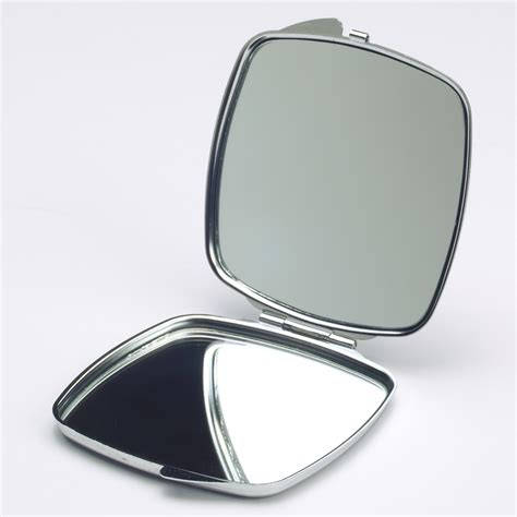E L F Custom Compact With Mirror personalized photography compact make up mirror