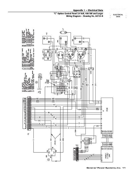generac generator wiring diagram 20 kw rv generator wiring