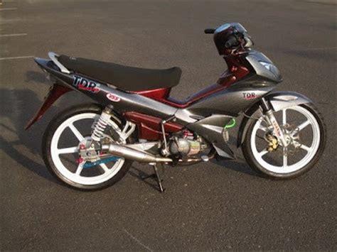 Handgrip Jupiter Z gambar modifikasi motor