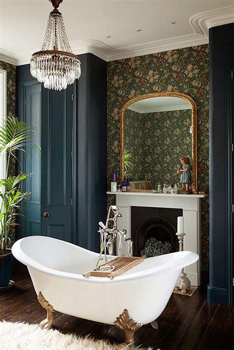 victorian bathtub 16 fireside bathtubs for a cozy and luxurious soak