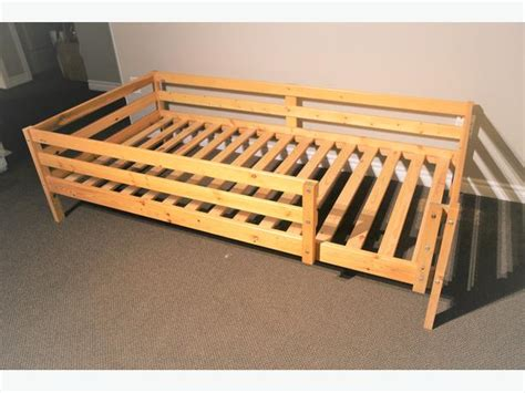 ikea twin bed frame solid wood with headboard solid wood ikea twin bed with free mattress west shore
