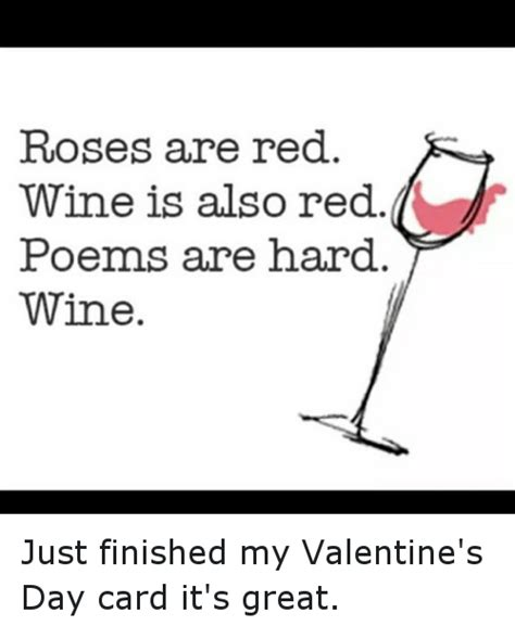 Red Wine Meme - funny valentine s day and wine memes of 2017 on sizzle
