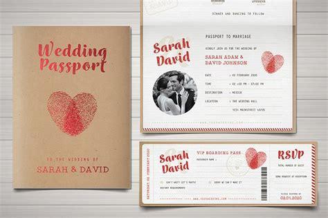 Uk Passport Invitation Vector 187 Designtube Creative Design Content Passport Invitation Template Photoshop