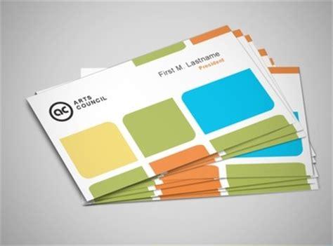 educational business card templates arts council arts education business card templates