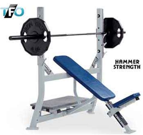 hammer strength bench press hammer strength incline bench press total fitness outlet