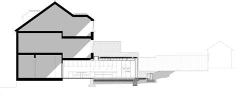 extension section gallery of rear house extension garden design lbmv