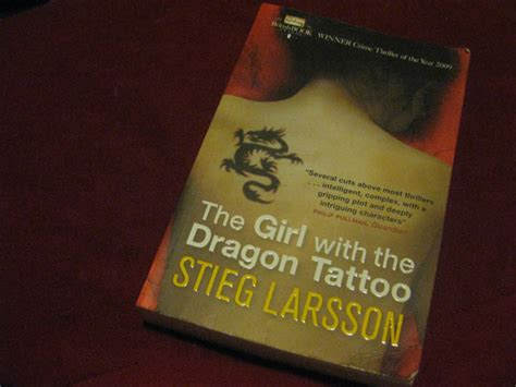 who wrote the girl with the dragon tattoo tfw book club the with the by stieg