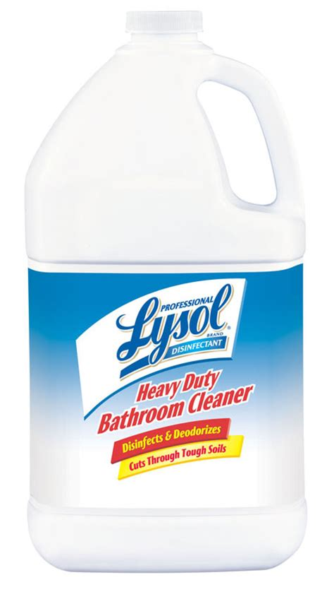 non abrasive bathtub cleaner amazon com lysol professional disinfectant heavy duty