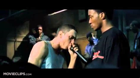 eminem movie last rap 8 mile final rap battle clean youtube