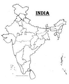 India Outline Map For Printing by Best Photos Of India Map Coloring Page The World Australian Outline Blank World Map Region