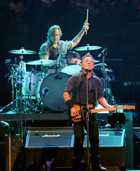 Max Brue bruce springsteen and max weinberg photos photos bruce