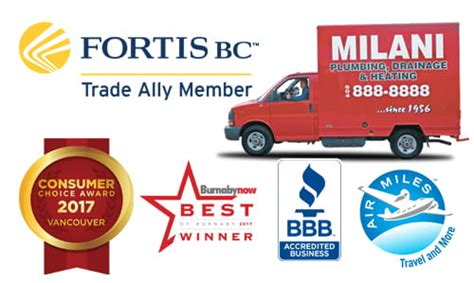 Milani Plumbing Vancouver by Vancouver Water Heater Replacement Repair Milani