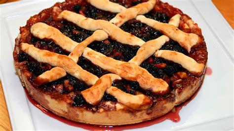 tarta de manzana canal cocina tarta de manzana y mora i 241 aki oyarbide video receta