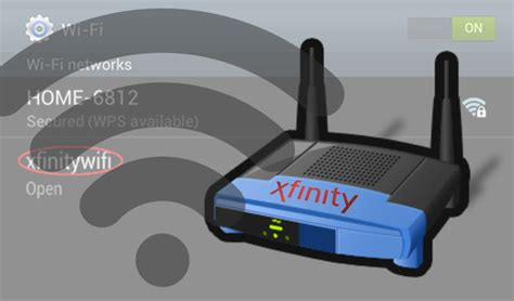 potential security concerns in comcast hotspot class