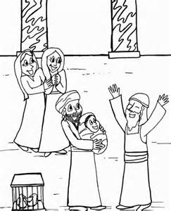baby jesus presented at the temple coloring pages 10 pics of lds temple coloring pages coloring page jesus