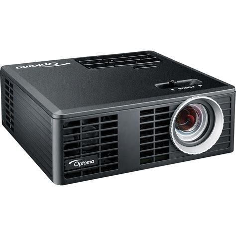 Lcd Projector Optoma optoma technology ml750 wxga led dlp 3d ready projector ml750