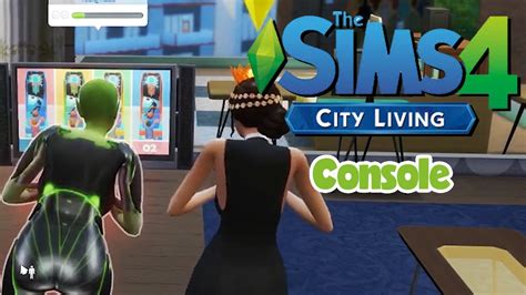 the sims 4 console the sims 4 city living console early access