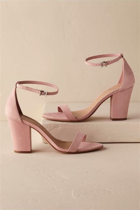 Pink Bridesmaid Shoes by Best 25 Bridesmaid Shoes Ideas On Gold