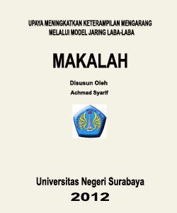 Makalah Contoh Motivation Letter Bahasa Indonesia judul skripsi kumpulan contoh skripsi dan makalah