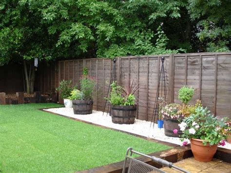 Garden Ideas With Sleepers by Railway Sleepers