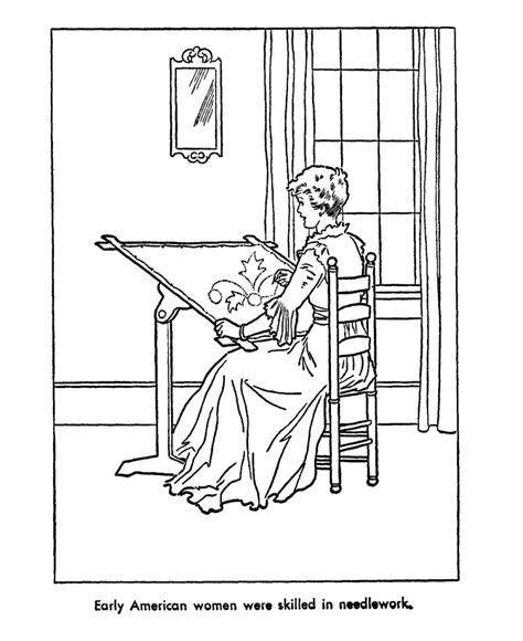 early coloring pages best 20 early american homes ideas on