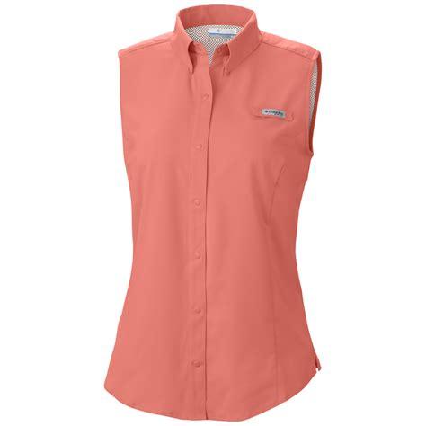 Sleeveless Shirt columbia s tamiami sleeveless shirt