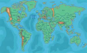 Map Of The Pokemon World by Gallery For Gt Pokemon World Map All Regions Including Kalos