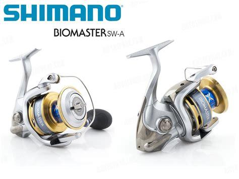 Shimano Biomaster Sw 8000 shimano biomaster 8000 sw a akvasport