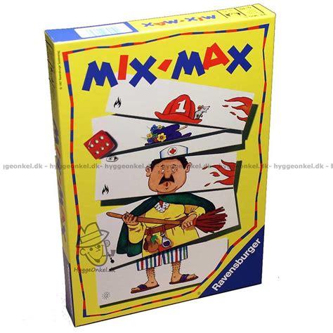Mix Maxy by K 246 P Mix Max H 228 R Det Klassiska Barnspelet Frakt 79 Kr