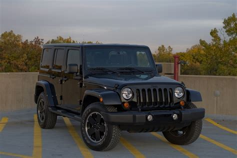 Jeep Unlimited Altitude Winding Road 2012 Jeep Wrangler Unlimited Altitude