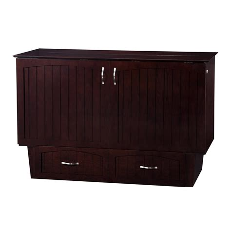 murphy chest bed nantucket queen murphy bed chest 1 drawer dcg stores