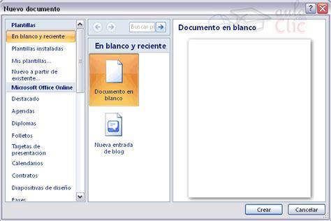 Donde Esta La Plantilla De Curriculum En Word 2010 Curso Gratis De Microsoft Word 2007 Unidad 10 Plantillas I