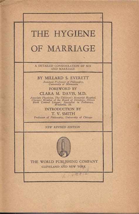 the marriage book marriage hygiene from olden times awful library books